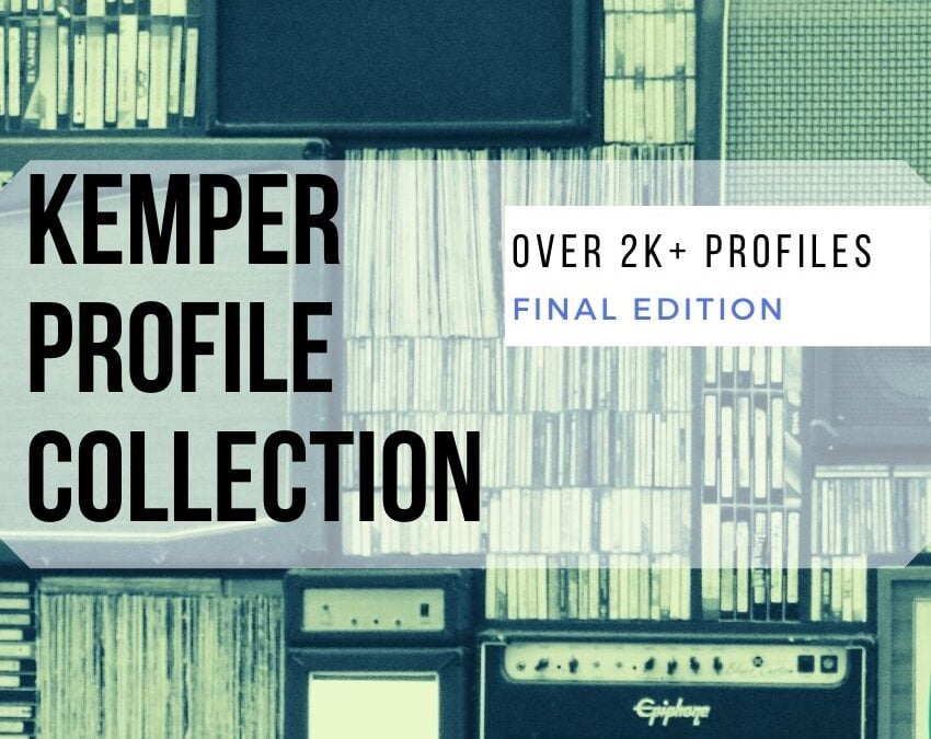 Kemper Profiling Amplifier Profiles/Rigs