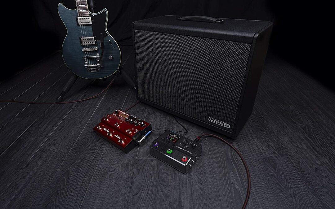 Line 6 HX Stomp Multi-Effects Guitar Pedal